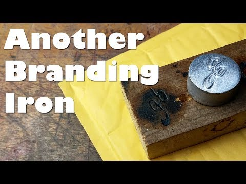Commissioned - Not Another Branding Iron... Just Kidding (Sorry)
