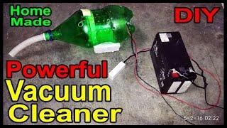 [DIY]-How to Make Powerfull Vacumm Cleaner | Very Simple