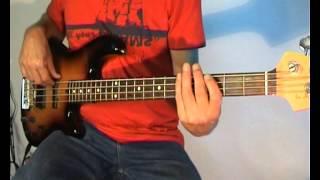 Elvis Presley - Kentucky Rain - Bass Cover