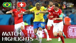 Brazil v Switzerland 2018 FIFA World Cup Russia™ Match 9