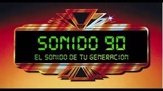 Top 10 de Exitos Retro del Pop en español de los 90's de Los Sonidos del 90 Vol 2