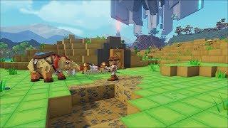 Minecraft Ark Survival #2: Xây nhà trong hang và đi săn
