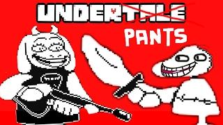 МЕГА-УПОРОТЫЙ UNDERTALE   Underpants
