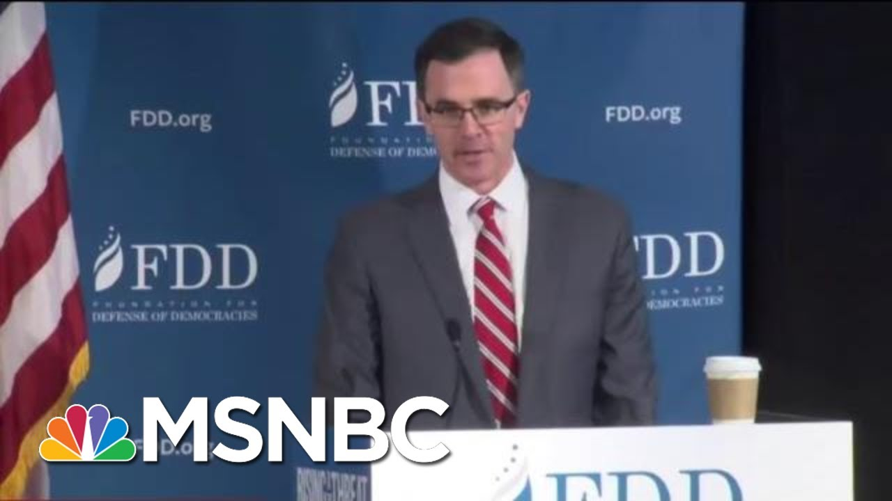 Impeachment Investigators Issue Subpoena To Another Trump Official | Hardball | MSNBC