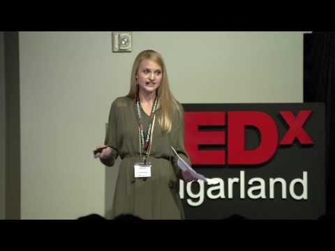 Roots, Bandaids, and Infertility | Kathryn Karges | TEDxSugarLand