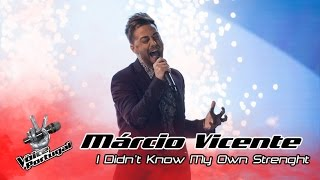 Márcio Vicente - I Didn't Know My Own Strenght (Whitney Houston) | Gala | The Voice Portugal thumbnail