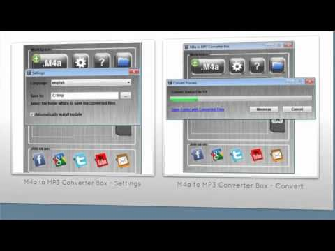how-to:-convert-m4a-files-to-mp3s