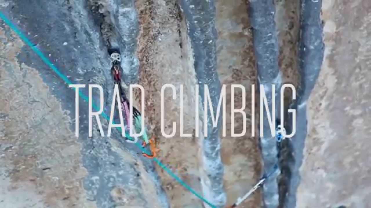 trad climbing – Alessandro Gogna