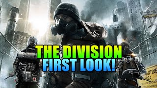 The Division First Look - Next Big Thing? - Gameplay Overview