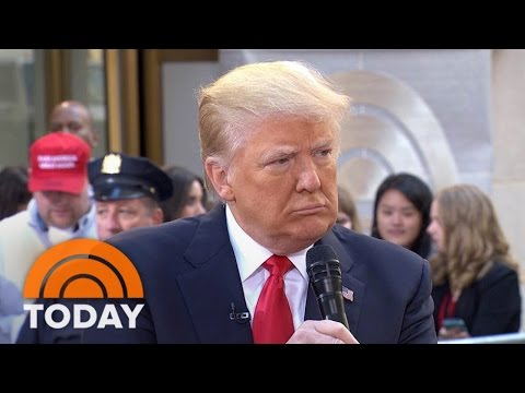 Donald Trump Calls For Dismissal Of LGBT Bathroom Bill: 'Leave It The Way It Is' | TODAY Mp3