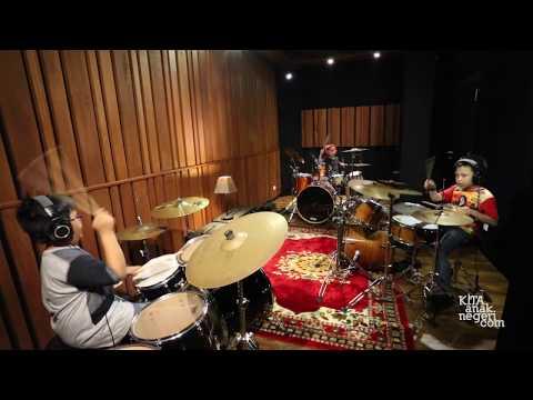 Student Project - Trio Drum Kid - Uptown Funk - Bruno Mars (Drum Cover)