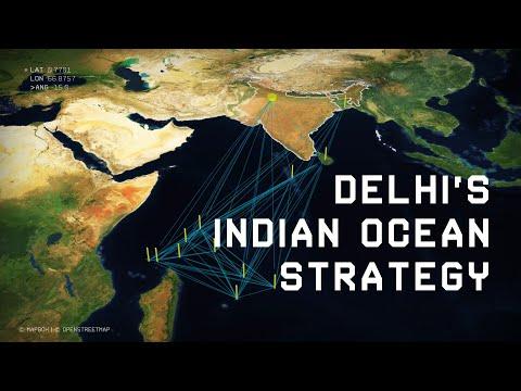 Delhi's Indian Ocean Strategy