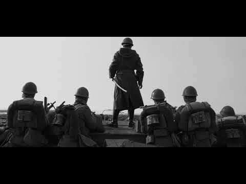 Download CITY OF LIFE AND DEATH (2009) - Japanese military man looking down on a field full of corpses