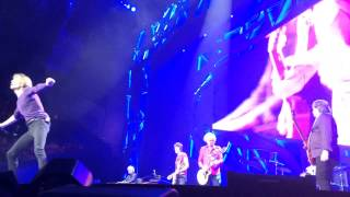 The Rolling Stones-Midnight Rambler (with Mick Taylor) at Perth Arena Nov1,2014