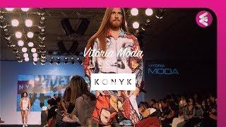 A passarela da Konyk no Vitória Moda 2017