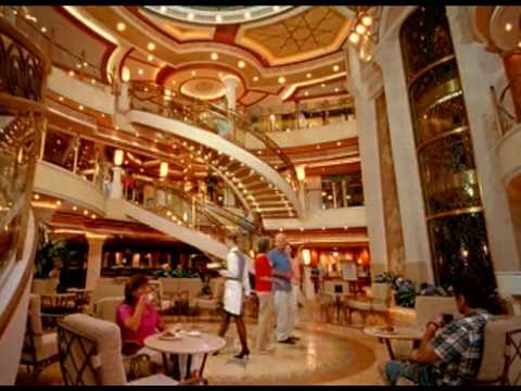 Step Aboard the Ruby Princess with Princess Cruise Lines