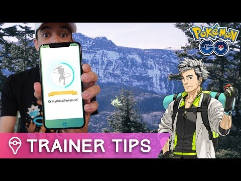 IS THIS HOW WE GET MEW? Quest System Coming to Pokémon GO!