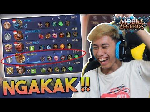 NGAKAK!! JANGAN PERNAH COBA META TANK INI DI RANKED !! - Mobile Legends Indonesia #9