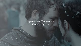 Queens of Tromwell - Original Characters