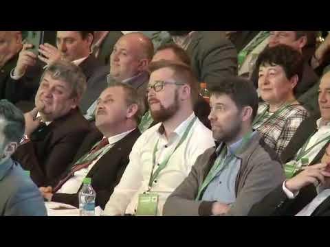 Tăriceanu, discurs în limba maghiară pentru UMDR
