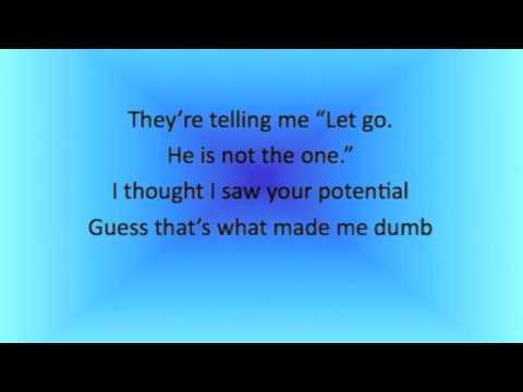 Rihanna Stupid in Love with lyrics