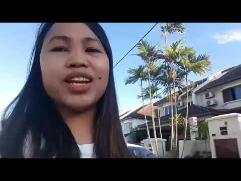 OFW LIFE IN MALAYSIA  SHARING MAY DAY OFF