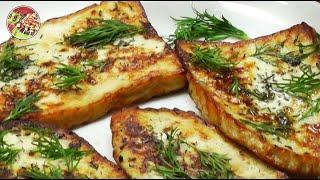 Жареный адыгейский сыр. Просто, вкусно, недорого.