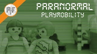 PARANORMAL PLAYMOBILITY - Film d'horreur playmobil