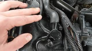 2000 Pontiac Grand Prix Gtp 3 8 Supercharged Vacuum Line Routing Youtube