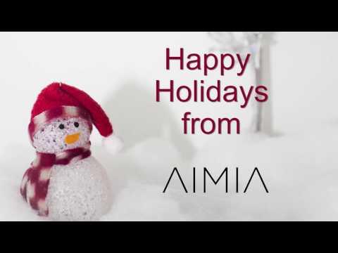 Happy Holidays from Aimia!