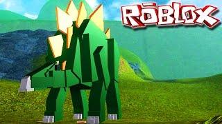 "Dinosaur Simulator ""Roblox"" (Gameplay/PT-BR) - Vida De Um Stegosaurus (#21)"