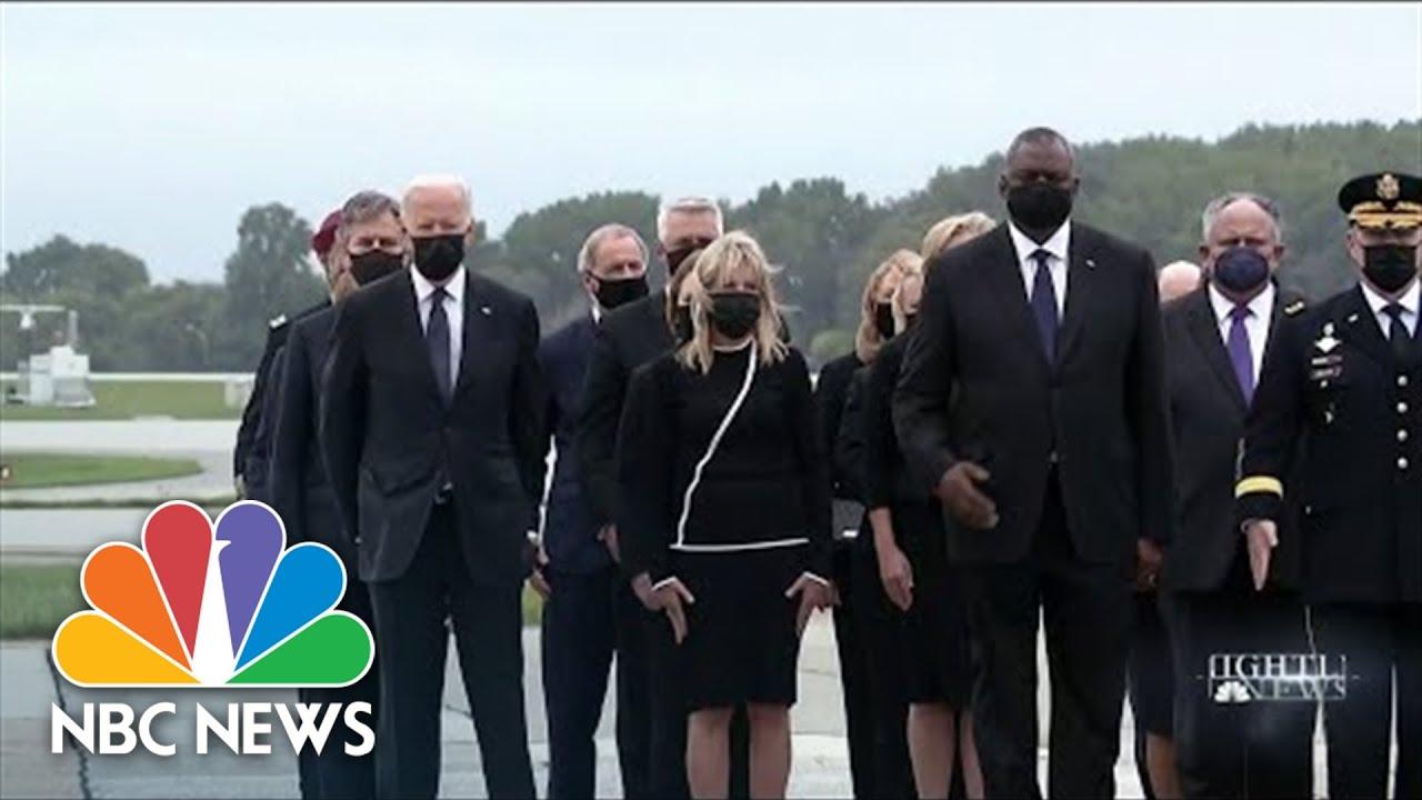 Honoring The Fallen U.S. Service Members Killed In Kabul