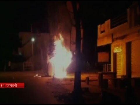 Download Bengaluru: Tanzanian girl 'stripped naked', her car set ablaze