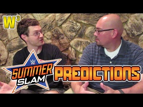 Summerslam 2016 Predictions! | Wrestling With Wregret