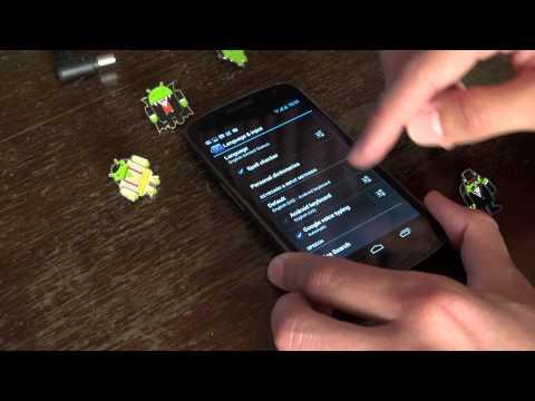 Подробный обзор Android 4.1 Jelly Bean на Galaxy Nexus от Droider.ru