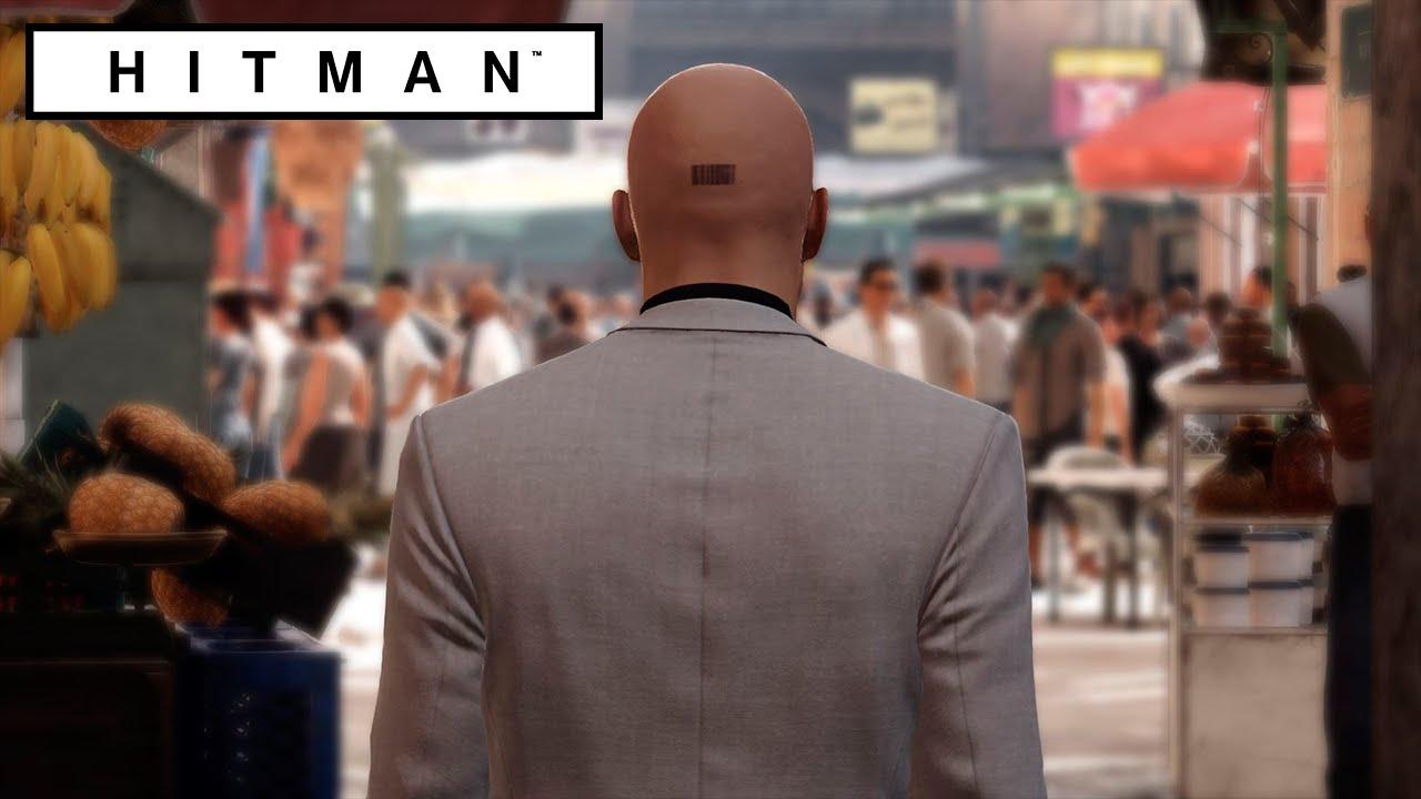 HITMAN - Gameplay PS4   #11   MARRAKESH - Primeira abordagem - YouTube