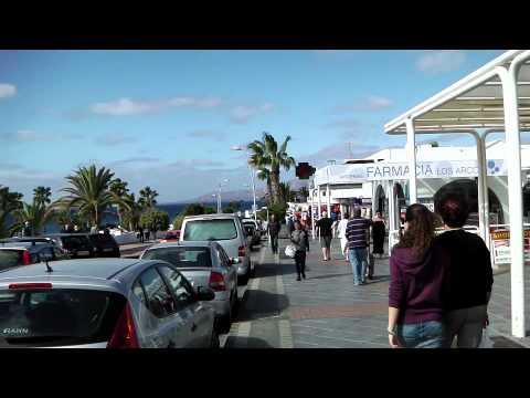 Town Centre And Shops, Puerto Del Carmen, Lanzarote