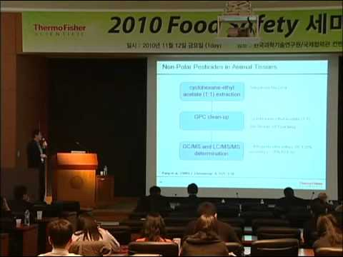 2010 Food Safety Seminar - Dr.John Gilbert-Food Safety Methods (5/8)