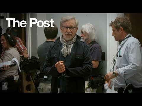 The Post  Director Steven Spielberg's Vision  20th Century FOX