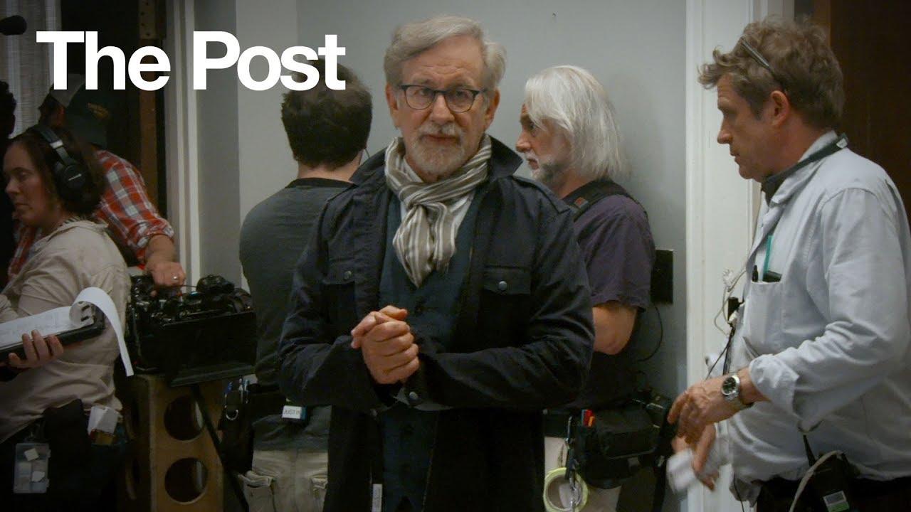 The Post | Director Steven Spielberg's Vision | 20th Century FOX