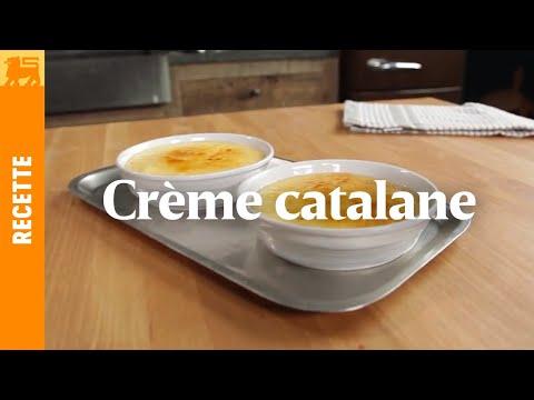 Crème catalane | Recette 3€