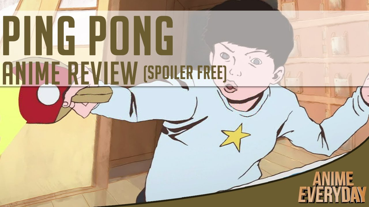 ping pong the animation hulu