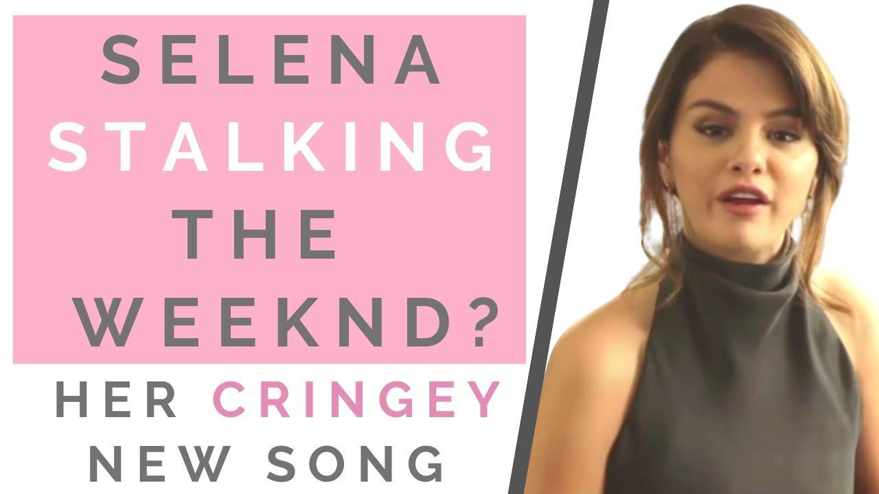 SELENA GOMEZ BOYFRIEND REACTION: Is Selena Stalking The Weeknd & Bella Hadid?