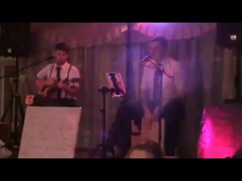 Joe Morton & Will Sanderson  Dancing In The Dark Bruce Springsteen Cover