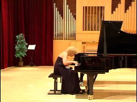 "Mira Marchenko in International Forum ""Musical performance and pedagogy"" Finland"