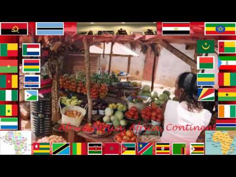 African Countries Compilation part 5