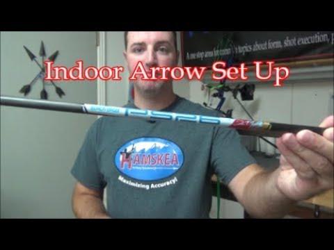 Indoor Arrow Choices & Set Up TToTW#53