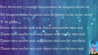 Andy Rivera - Quedate (letra) 2016