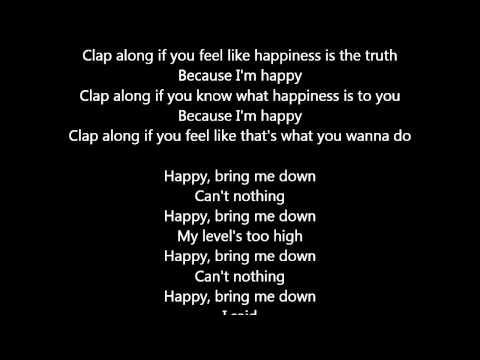 Pharrell Williams - Happy- Text