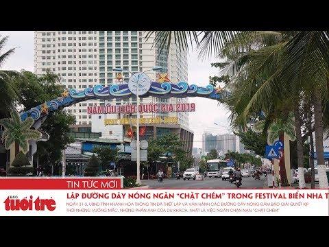 """Lập đường Dây Nóng Ngăn """"chặt Chém"""" Trong Festival Biển Nha Trang – Khánh Hòa 2019"""